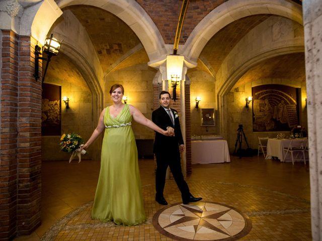 La boda de Xavi y Elena en Vilobi Del Penedes, Barcelona 35