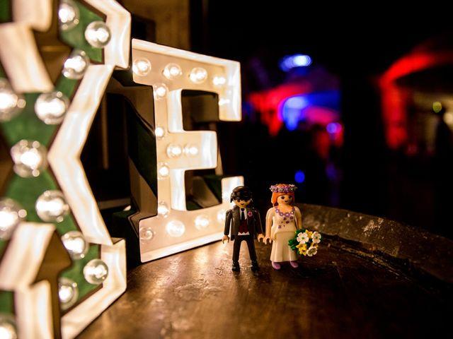 La boda de Xavi y Elena en Vilobi Del Penedes, Barcelona 36