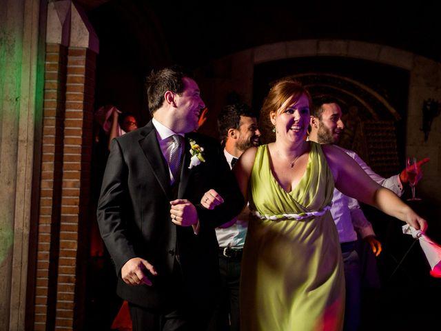 La boda de Xavi y Elena en Vilobi Del Penedes, Barcelona 42
