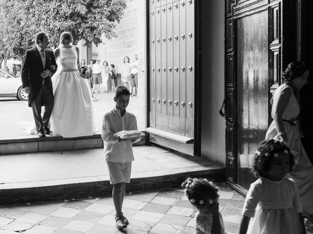 La boda de Jesús y Caro en Jerez De La Frontera, Cádiz 7