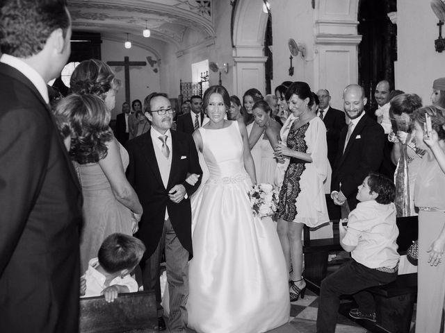 La boda de Jesús y Caro en Jerez De La Frontera, Cádiz 8
