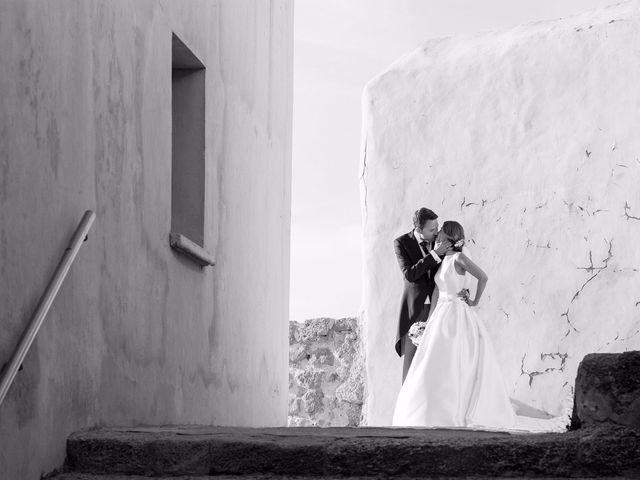 La boda de Jesús y Caro en Jerez De La Frontera, Cádiz 16