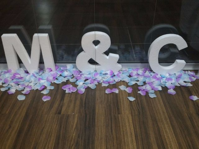 La boda de Miguel y Cristina en Santiago De La Ribera, Murcia 1