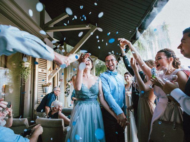 La boda de Katya y Ilya