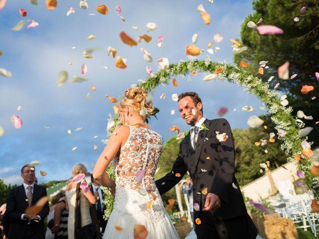 La boda de Emma y Patrick