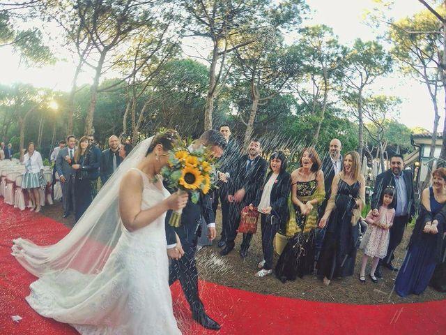 La boda de ainhoa y xavi
