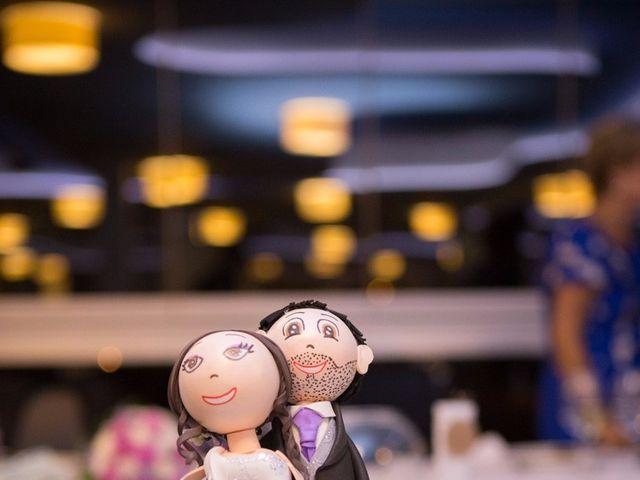La boda de Miguel y Cristina en Santiago De La Ribera, Murcia 5