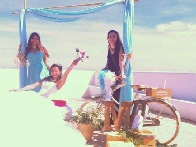 La boda de David  y Mélissa  en Eivissa, Islas Baleares 3