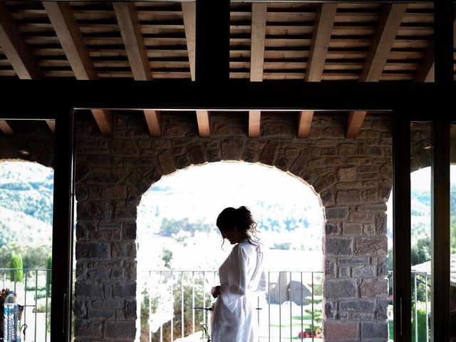 La boda de Esther y Luca en Girona, Girona 5