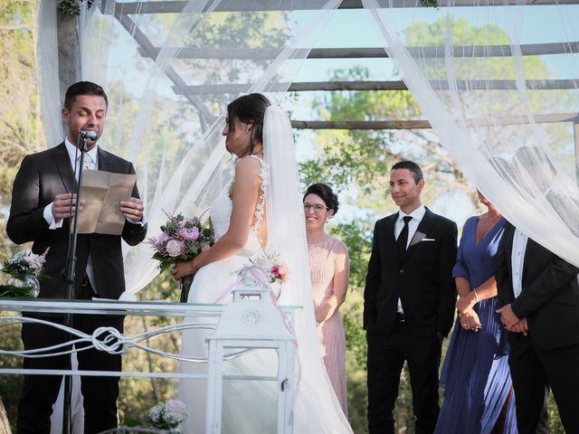 La boda de Esther y Luca en Girona, Girona 10