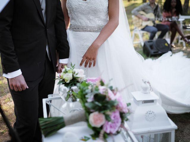 La boda de Esther y Luca en Girona, Girona 12