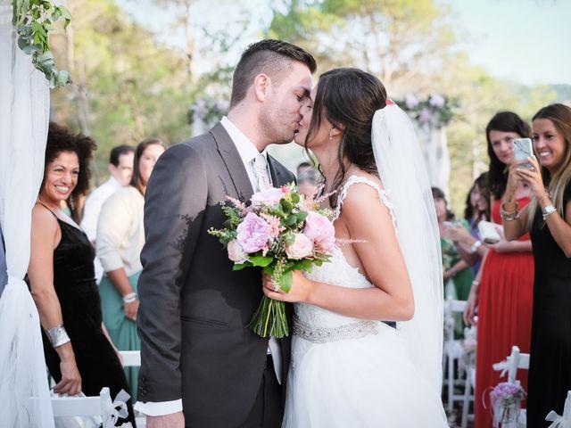 La boda de Esther y Luca en Girona, Girona 13