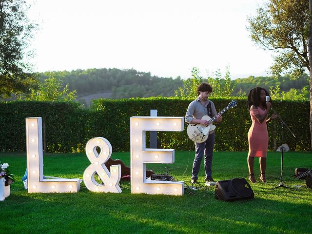 La boda de Esther y Luca en Girona, Girona 20
