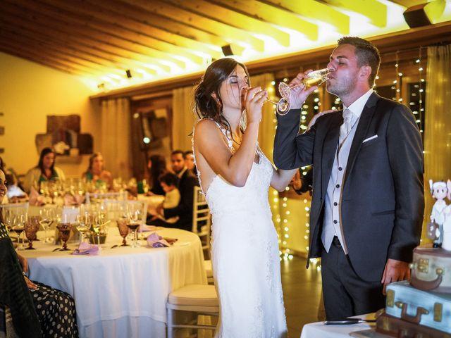 La boda de Esther y Luca en Girona, Girona 35