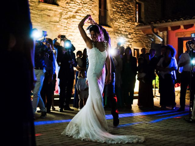 La boda de Esther y Luca en Girona, Girona 36