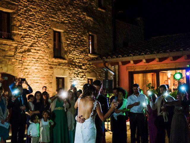 La boda de Esther y Luca en Girona, Girona 37