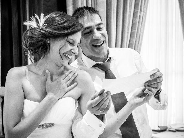 La boda de Rebeca y Roberto