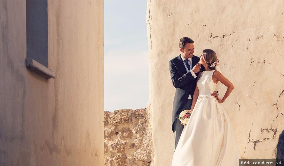La boda de Jesús y Caro en Jerez De La Frontera, Cádiz