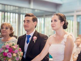 La boda de Verónica y Javier
