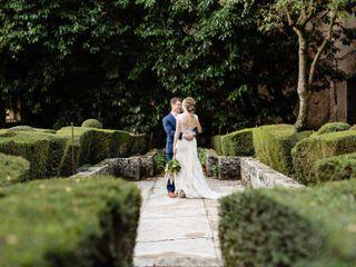 La boda de Esther y Karl