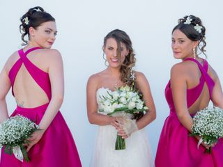 La boda de Cyntia y Alex 2