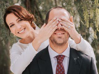 La boda de Araceli y Emilio
