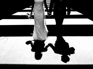 La boda de Eva y Diego
