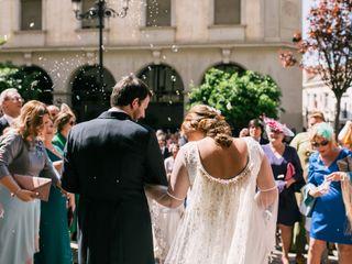 La boda de Carolina y Nacho
