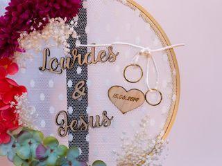 La boda de Lourdes y Jesús 1