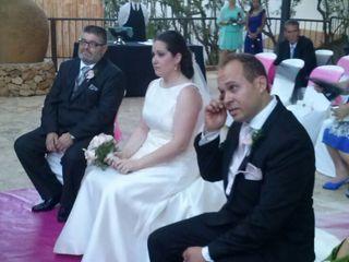 La boda de Jose Antonio  y Yolanda