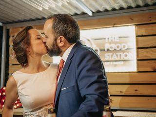 La boda de Mercedes y Julio