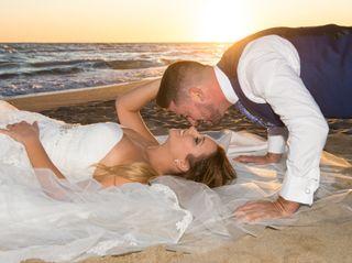 La boda de Chari y Juan Antonio