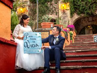 La boda de Fabian y Dianne