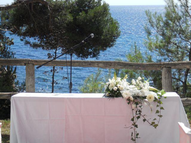 La boda de Jutta y Arnau en Platja D'aro, Girona 1