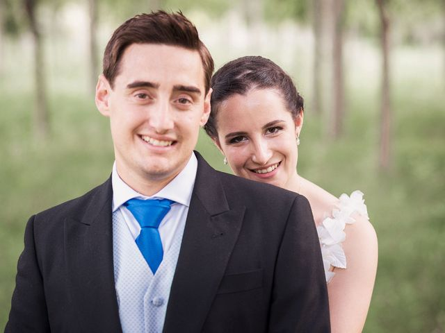 La boda de Javier  y Verónica en Zaragoza, Zaragoza 29