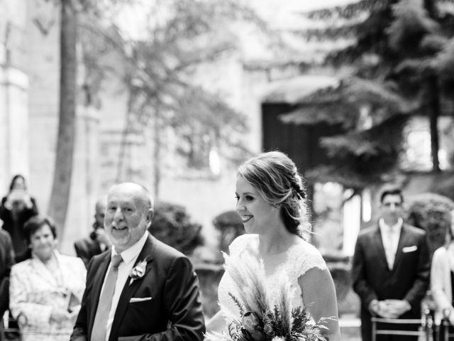 La boda de Karl y Esther en Lupiana, Guadalajara 9