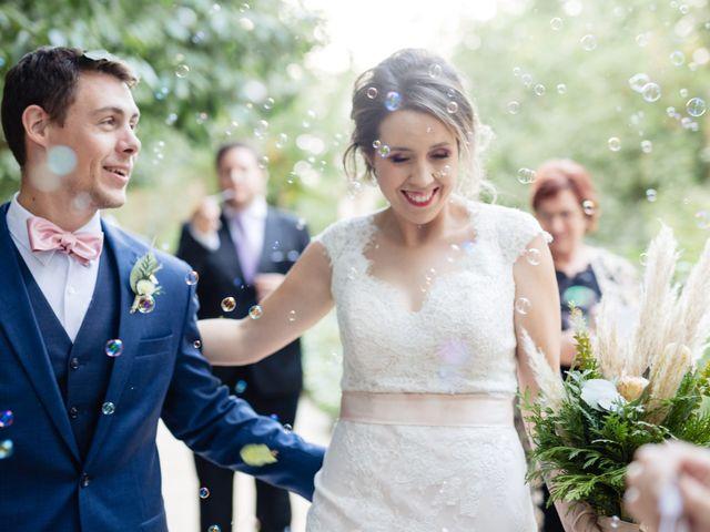 La boda de Karl y Esther en Lupiana, Guadalajara 14