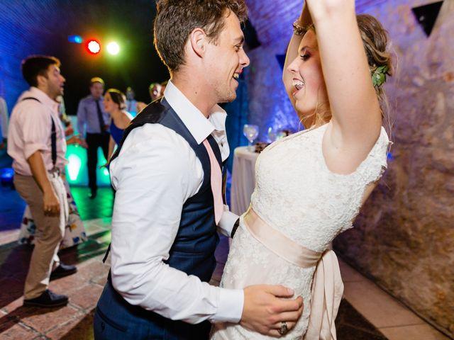 La boda de Karl y Esther en Lupiana, Guadalajara 25