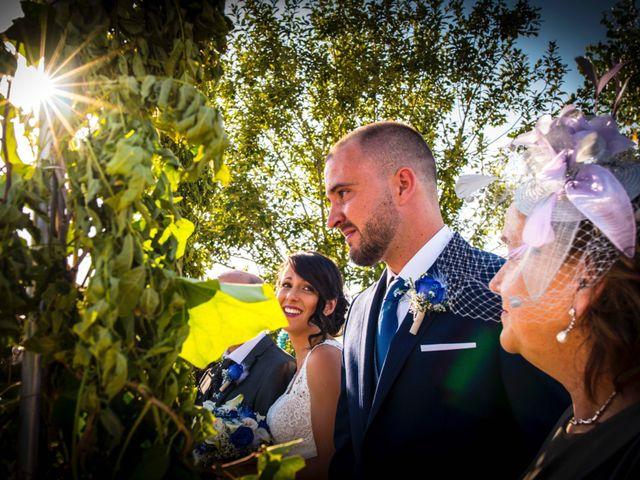 La boda de Chema y Leticia en Peñaranda De Bracamonte, Salamanca 34