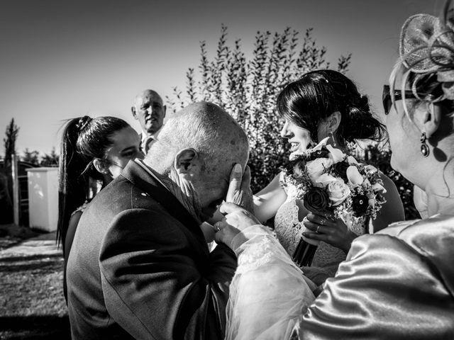 La boda de Chema y Leticia en Peñaranda De Bracamonte, Salamanca 36