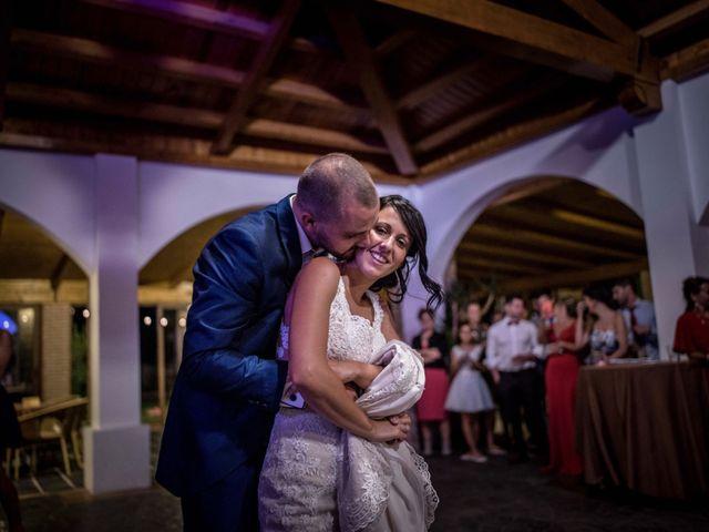 La boda de Chema y Leticia en Peñaranda De Bracamonte, Salamanca 42