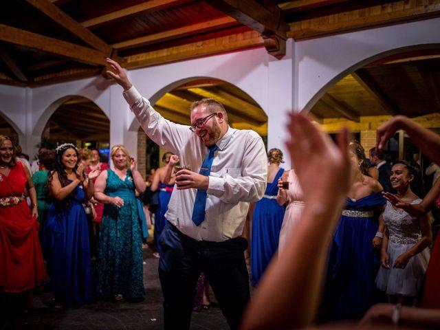 La boda de Chema y Leticia en Peñaranda De Bracamonte, Salamanca 43