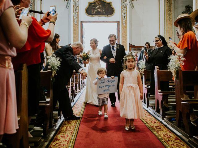 La boda de Quique y Belén en El Puig, Valencia 34