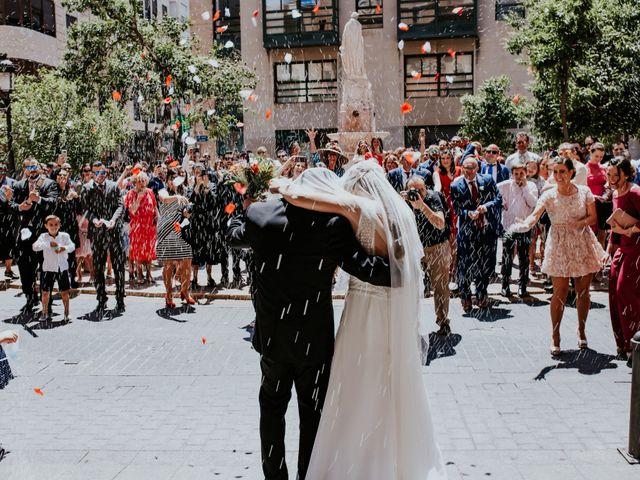 La boda de Quique y Belén en El Puig, Valencia 39