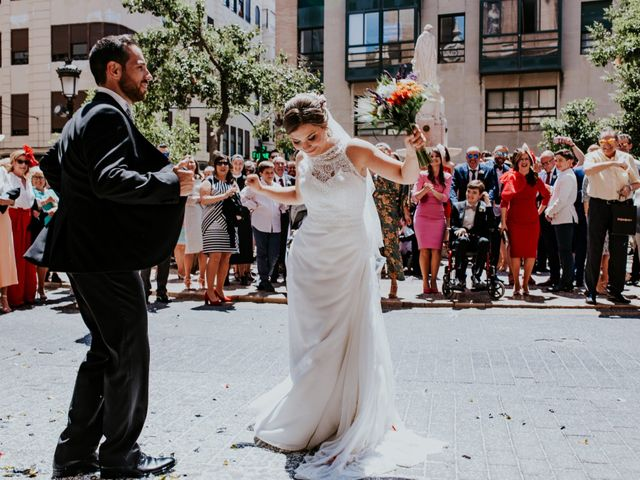 La boda de Quique y Belén en El Puig, Valencia 40
