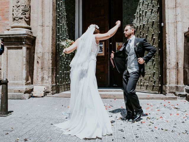 La boda de Quique y Belén en El Puig, Valencia 41