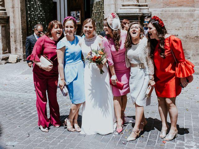 La boda de Quique y Belén en El Puig, Valencia 42