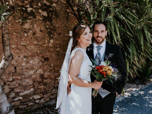 La boda de Quique y Belén en El Puig, Valencia 46