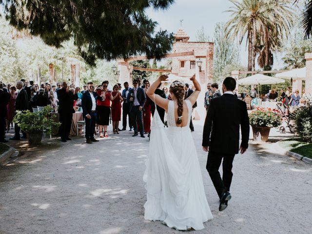 La boda de Quique y Belén en El Puig, Valencia 54