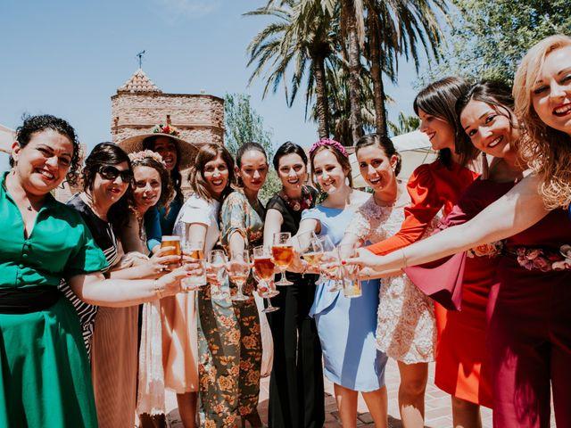 La boda de Quique y Belén en El Puig, Valencia 56